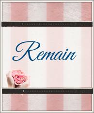 Remain